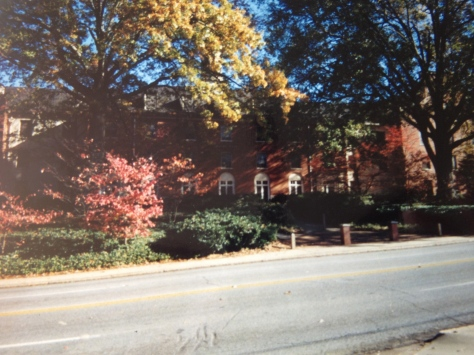 Myers Hall - Fall 1998