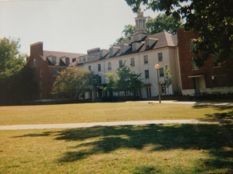 Myers and the Quad - 1998