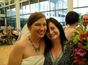 Sara's wedding 2009.