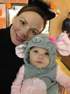 me and Estelle Halloween