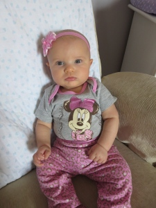 Elise 3 months